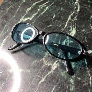 Other - Blue lense glasses.